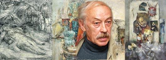 Гирко Станислава Павловича, член Союза художников России, почетный гражданин города Краснокамска.