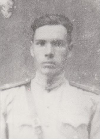 Лабутин М.И., лейтенант, командир стрелкового взвода. Копия. 1944. Ф.85.Оп.1.Д.122