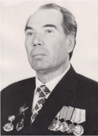 Лабутин М.И. Портрет. [1980-е]. Ф.85.Оп.1.Д.236.Л.2