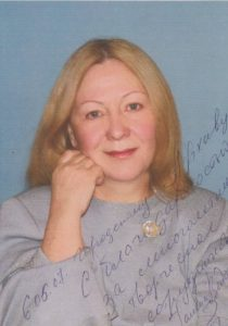 Г.А.Палкина-Ведова. Портрет. 2007. Ф.110.Оп.1.Д.410