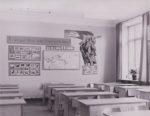 Классная комната в школе № 1. [1960-1970-е]