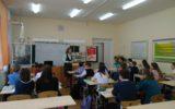 Школьникам о дне Октябрьской революции