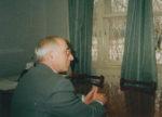 С.Ф. Деребеев, главный врач горбольницы. Портрет. [1990-е]. Ф.140.Оп.1.Д.1479.Л.1