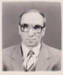 С.Ф. Деребеев, главный врач горбольницы. Портрет. [1980-е]. Ф.140.Оп.1.Д.1479.Л.2