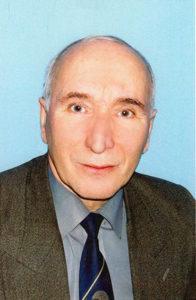 С.Ф. Деребеев, главный врач Краснокамской городской больницы. Портрет. 2004. Ф.140.Оп.1.Д.1705