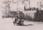 Открытие первомайской демонстрации в Краснокамске. [1930-е-1950-е] Ф.140.Оп.1.Д.1060