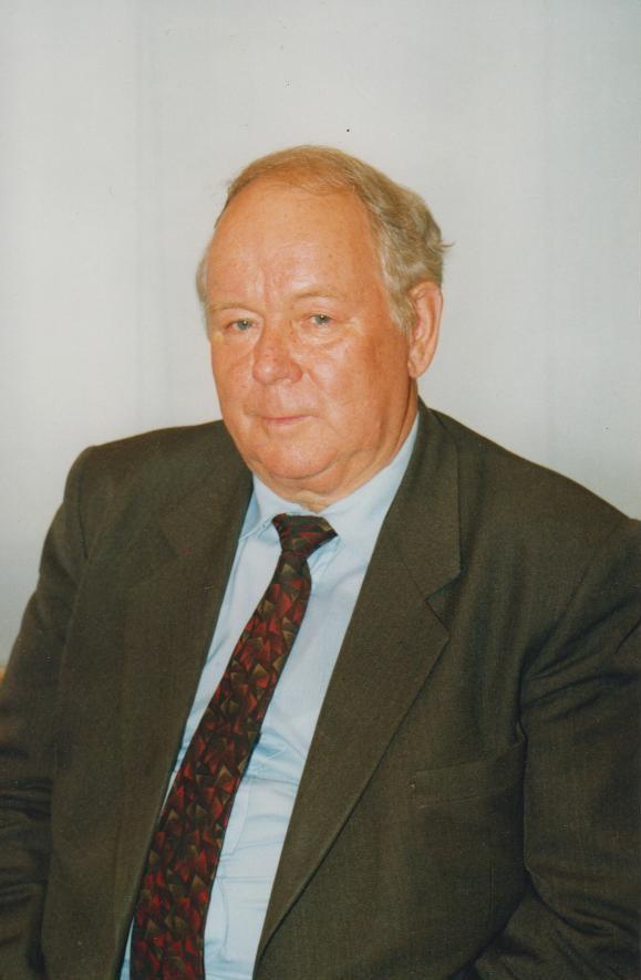 В.А. Чудинов. Портрет. 1998  Ф.102.Оп.3.Д.35
