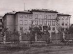 Здание СПТУ-32. Общий вид. 1974. Ф.140.Оп.1.Д.1233