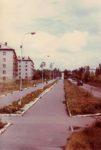 Улица Школьная вдоль территории фабрики Гознак. 1978 Ф.140.Оп.1.Д.1265