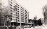 Новостройки Краснокамска. Новый 9-этажный жилой дом по проспекту Мира. 1985. Ф.140.Оп.1.Д.374