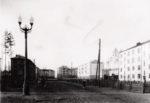 Улица Чапаева (район Гознака). Общий вид. 1949. Ф.140.Оп.2.Д.60