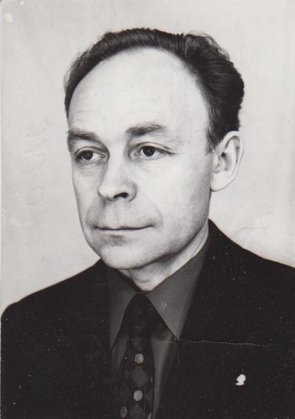 Аркадий Александрович Ботов Ф.140.Оп.1.Д.750.Л.1
