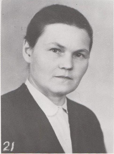 Медсестра Киндеева Е.А., 1941 г.  Ф.140.Оп.1.Д.18