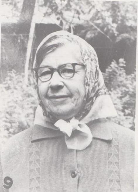Медсестра Юдина Е.Е., 1941 г. Ф.140.Оп.1.Д.7