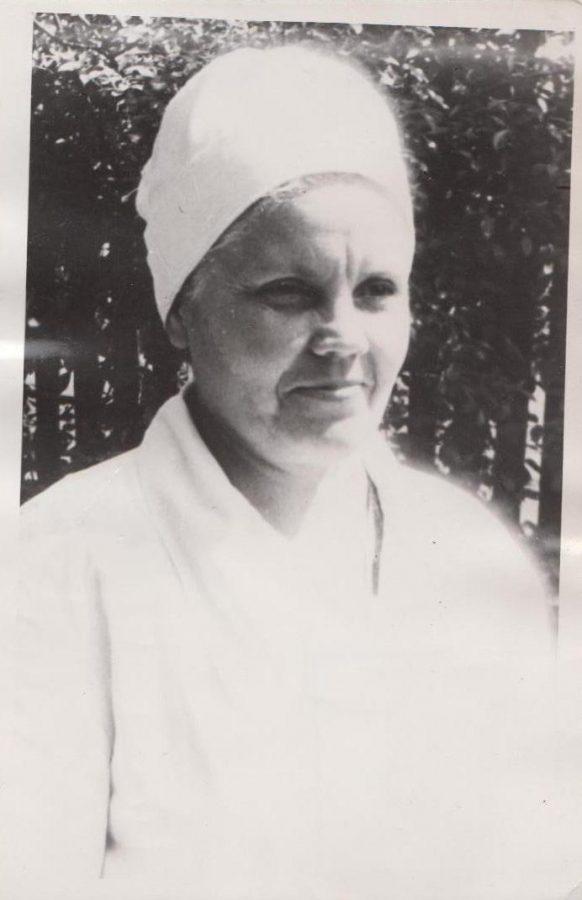 Врач Липина М.М., 1941 г Ф.140.Оп.1.Д.5