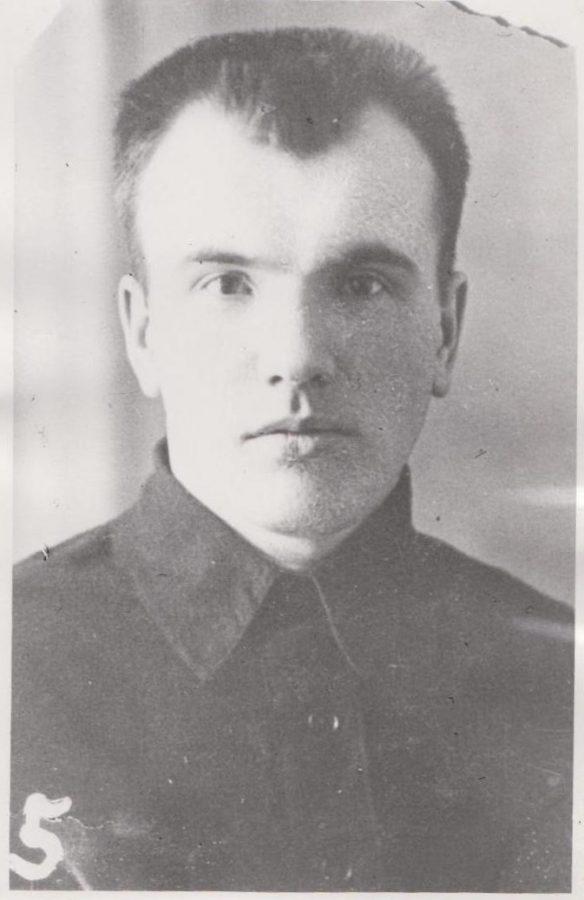 Врач Маточкин П.Г.. 1941 г. Ф.140.Оп.1.Д.4