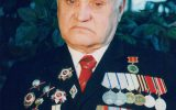 К 95-летию со дня рождения председателя Краснокамского горисполкома Владимира Алексеевича Мешалкина