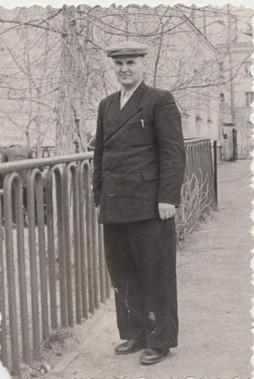 Ф.109.Оп.1.Д.25.Л.4, И. П. Путин, 1960 г.