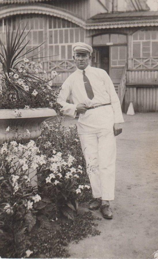 И.В. Калугин [1930-1960 гг]. Ф.89.Оп.1.Д.283 л.6